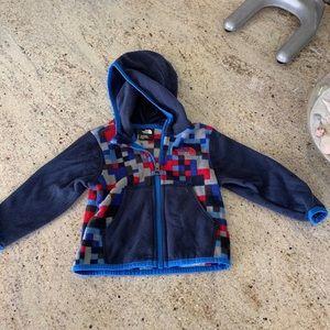 Baby infant Northface Jacket size 3-6 months